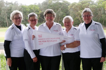 2017 Silver Pennant Winners: St Georges Basin