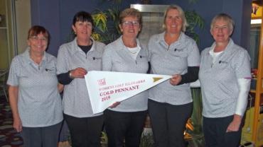 2018 Gold Pennant Winners: Highlands