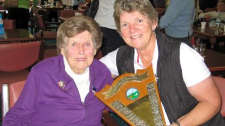 WGI Life Member – Myrtle Rees