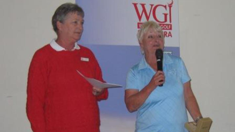 2009 WGI Pendant and WGI Medal Winner