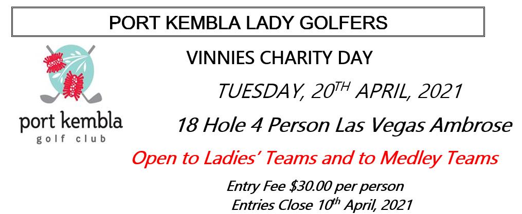 Port Kembla Vinnies Day