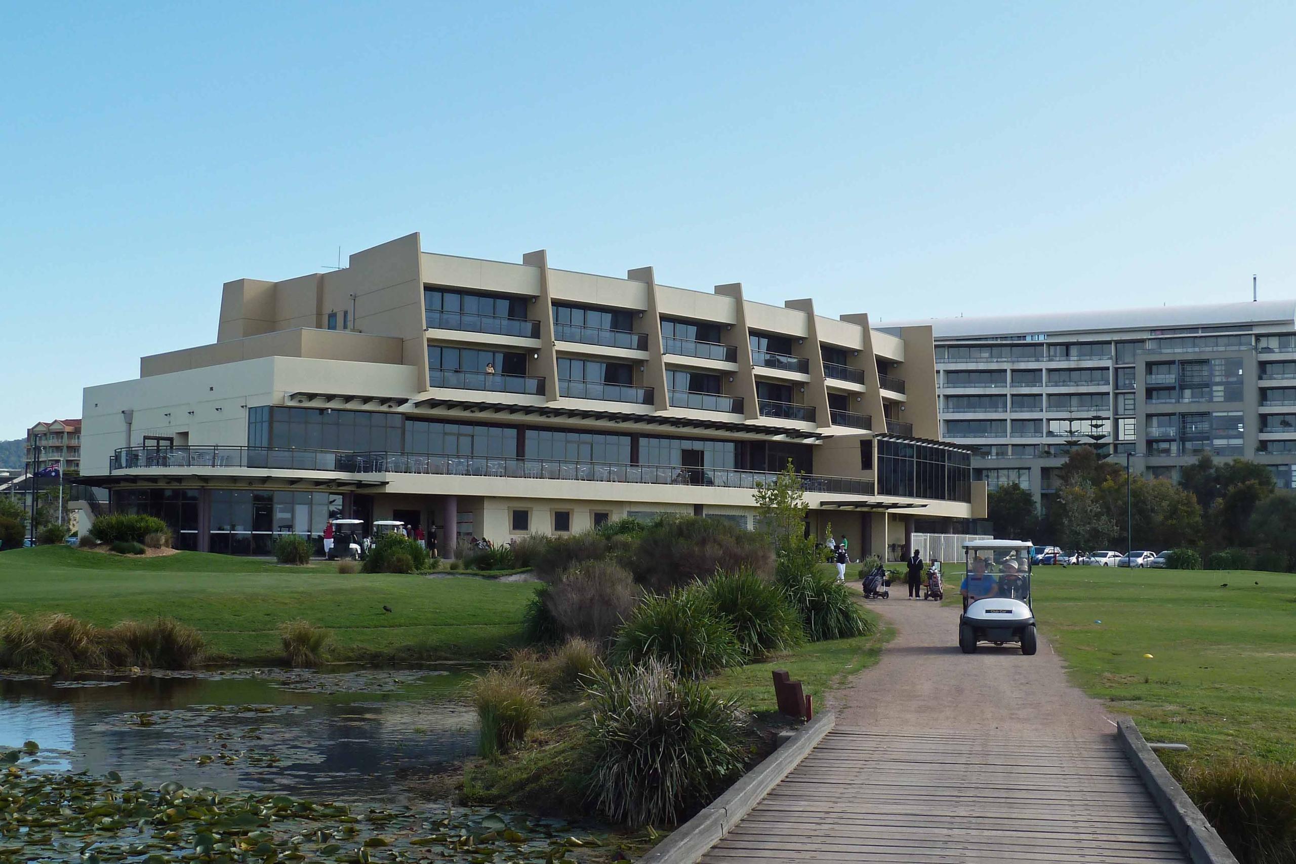 Wollongong Golf Course