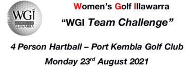 WGI Team Challenge
