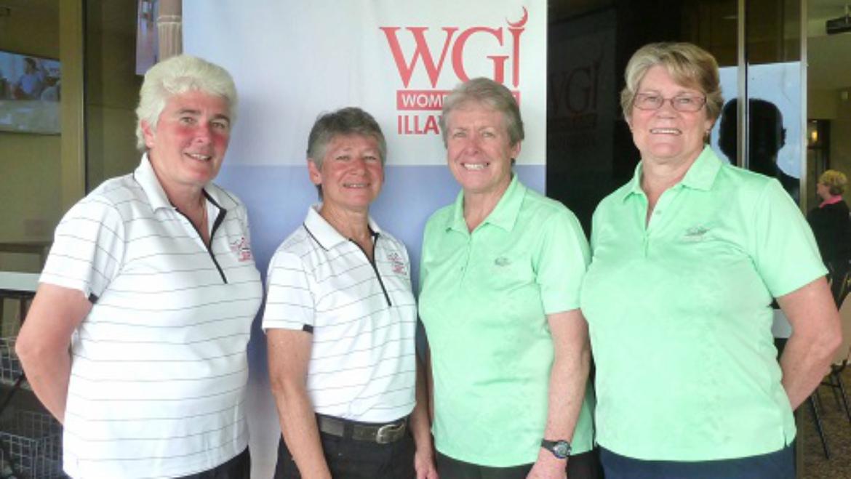 2015 WGI Fourball Championship District Playoff